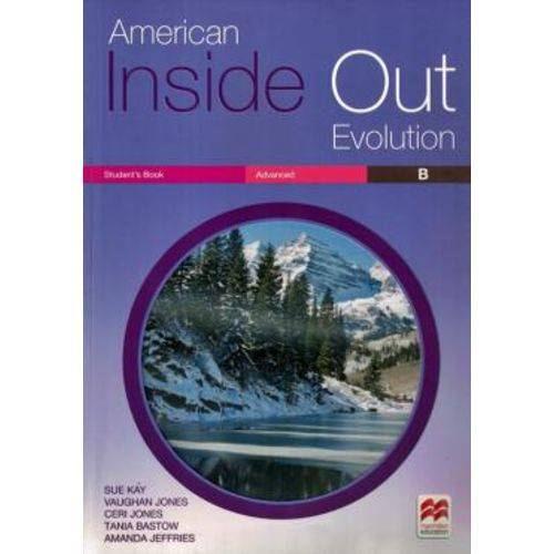 American Inside Out Evolution Advanced - Students Pack With Workbook - With Key