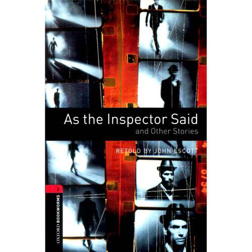 As The Inspector Said - Cd Pack