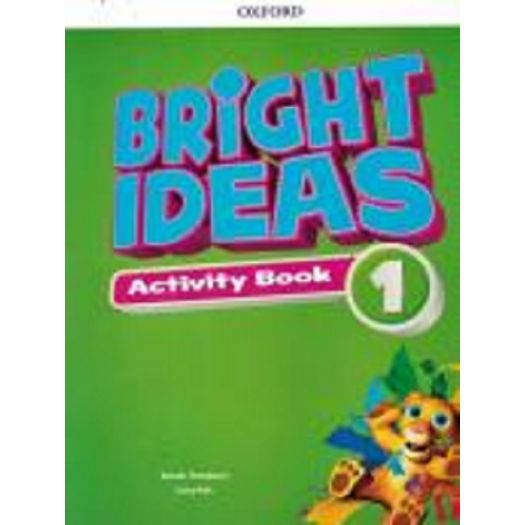 Bright Ideas 1 - Activity Book With Online Practice - Oxford