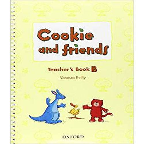 Cookie And Friends B Tb