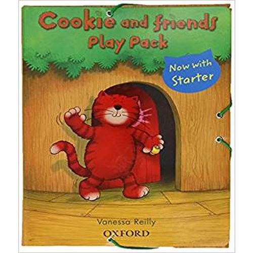 Cookie And Friends Play Pack
