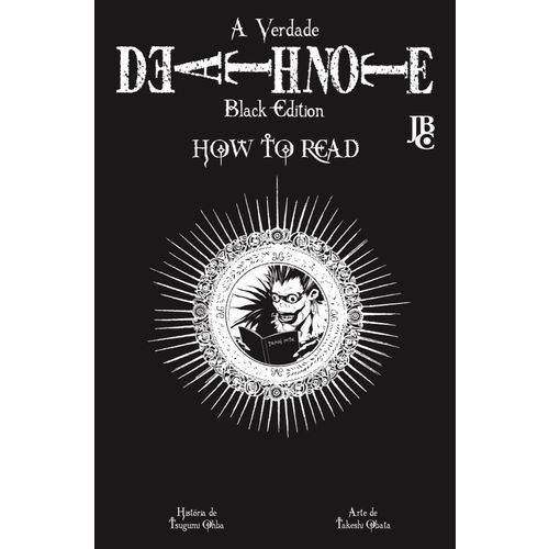 Death Note Black Edition Vol. 7 - How To Read