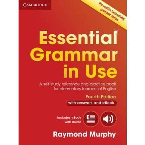 Essential Grammar In Use With Answers And Interactive Ebook 4ed