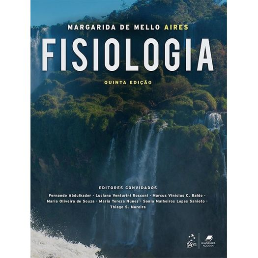 Fisiologia - Aires - Guanabara