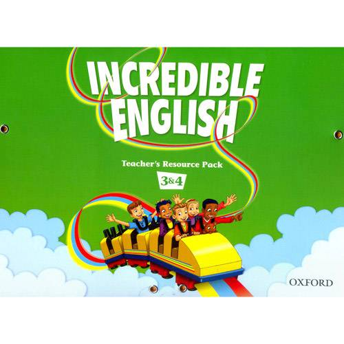 Incredible English: Level 3 And 4 Teacher´s Resource Pack