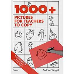 Livro - 1000 + One Thousand Plus Pictures For Teachers To Copy