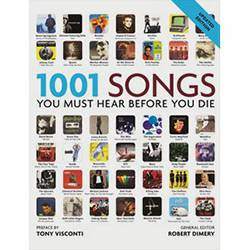 Livro - 1001 Songs You Must Hear Before You Die