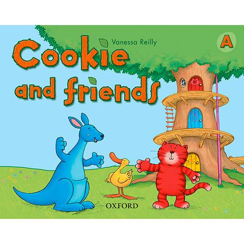 Livro - Cookie And Friends a