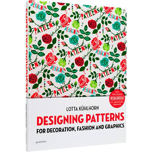 Livro - Designing Patterns: For Decoration, Fashion And Graphics
