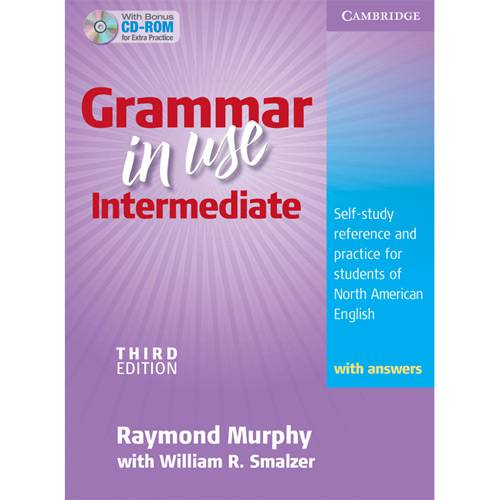 Livro - Grammar In Use Intermediate Student's Book With Answers And CD-ROM