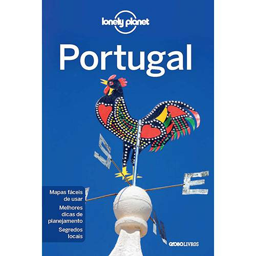 Livro - Lonely Planet: Portugal