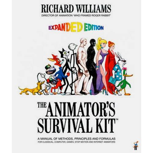 Livro - The Animator's Survival Kit (Expanded Edition)