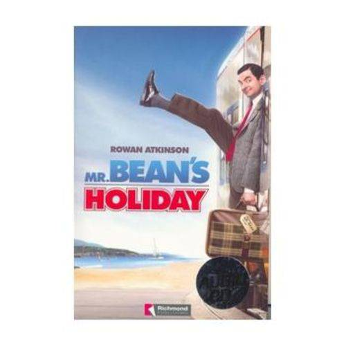Mr. Beans Holiday - With Áudio CD ( Level 1 )