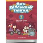 Our Discovery Island 3 Sb Pack