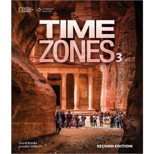 Time Zones 3 Sb With Online Wb 2ed